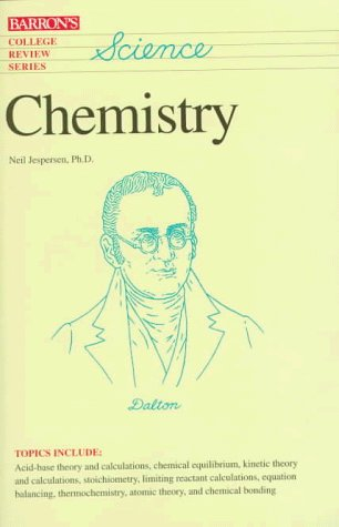 Chemistry (Barron's College Review Series) by Ph.D. Neil Jespersen (1997-04-30)
