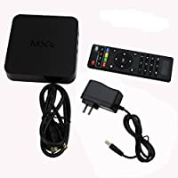 Kang® US Plug 1080P WiFi Smart set TV Box 8GB MXQ Amlogic S805 Android 4.4Quad-Core