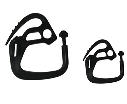 Shatex Plastic Hanging Hooks for Shade Fabric (36pack, bl...