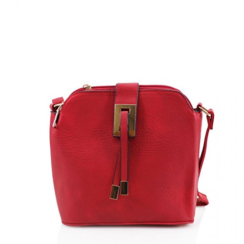 Body CROSS Body Small Across Cross For 9739 Handbags Holiday BODY For Size Bag Designer Bags Women Shoulder LeahWard RED p1PqwxTp