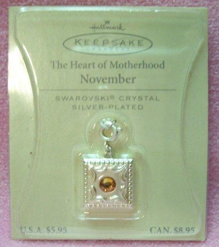 Hallmark Keepsake Ornament the Heart of Motherhood November