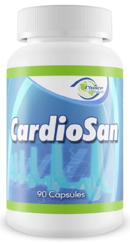 Worlds Choice Products CardioSan - 90 Capsules