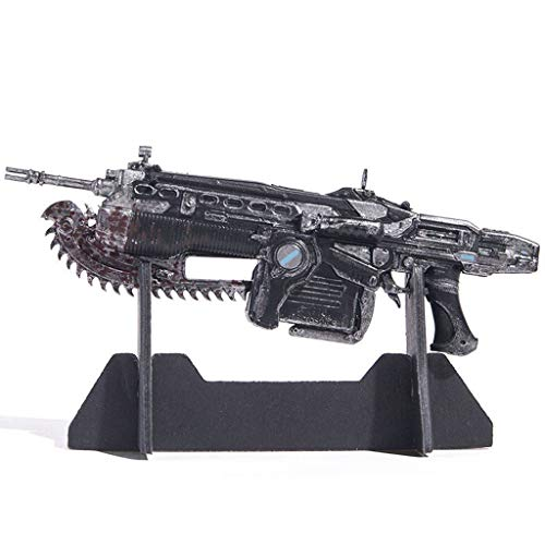 Gears of War 4 Mark 2 Lancer Replica Model Loot Crate Gaming Exclusive September 2016
