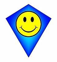 MicroDiamond Poly Kite: Happy Face