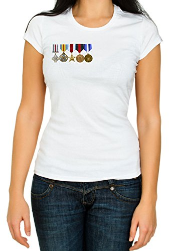 Price comparison product image Medal of Honor veterans hero funny humor fasion T shirt Tshirt for Woman (L)