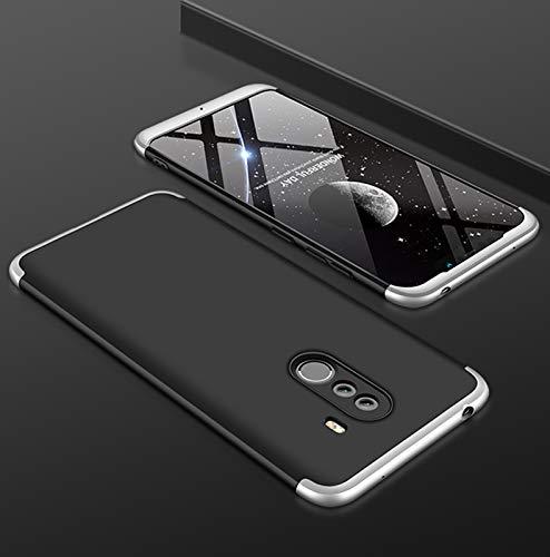 Amazon.com: Xiaomi Pocophone F1 case, CJ Sunshine 3 in 1 ...