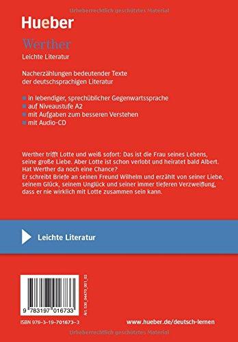 983c14af02424e Werther - Leseheft mit CD: 9783197016733: Amazon.com: Books