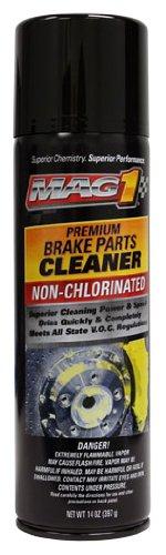 - MAG1 579 Non-Chlorinated Brake Parts Cleaner - 14 oz.