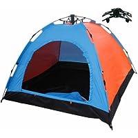 8 Kişilik Otomatik Kurulum Kamp Outdoor Festival Çadırı