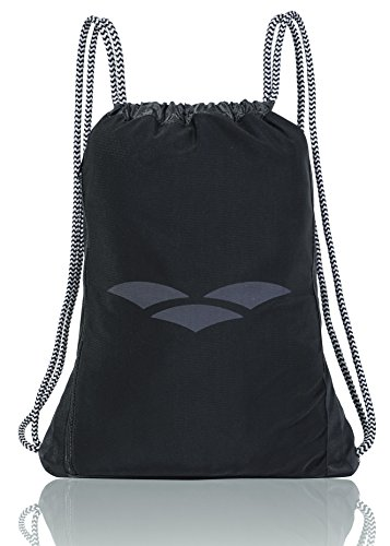 MIER Lightweight Gym Bag Backpack Drawstring Sackpack for Men,Women,Girls,Boys