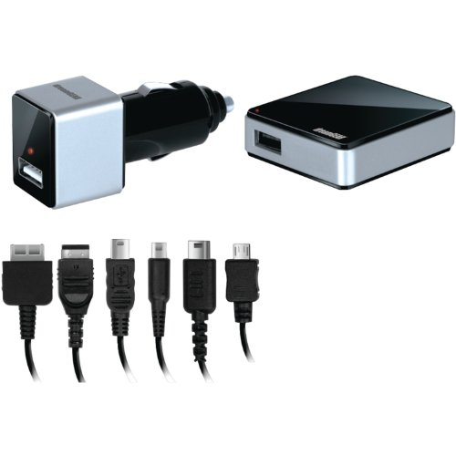dreamGEAR Universal USB Power Kit Pro for PS Vita, PSP, DS L