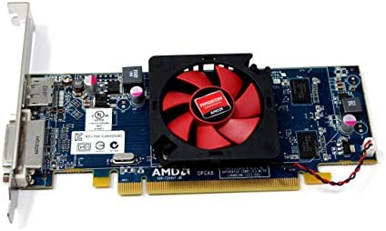 Amazon Com Amd Radeon Hd6450 1gb Pci E Full Height Video Graphics Card 1 Dvi 1 Display Port Dp For Mt Tower Cases Fits Dell 03173k 3173k 2c7nh 02c7nh Hd 6450 Ati 102 C26405 B Computers Accessories