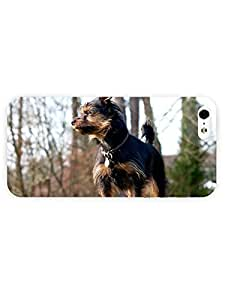 3d Full Wrap Case for iPhone 5/5s Animal Lovely Do