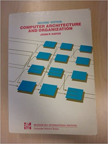 Pdf computer hayes and architecture jp organization