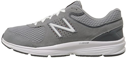 Pictures of New Balance Men's MW411v2 Walking Shoe Black 7 M US 5
