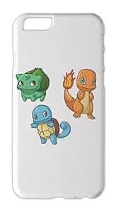 Pokemons Kanto Starters Iphone 6 plus case
