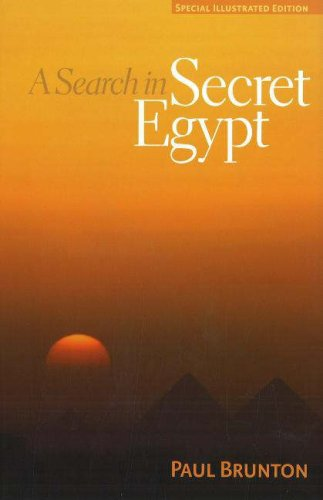 A Search in Secret Egypt by Brand: Larson Publications
