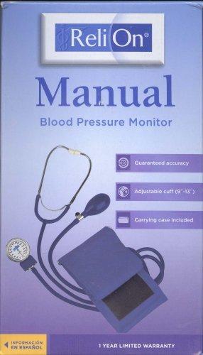 Amazon Reli On Manual Blood Pressure Monitor Industrial