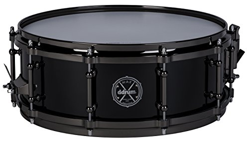 ddrum MAXSD5X14PB Marching Tom Piano Black by Ddrum