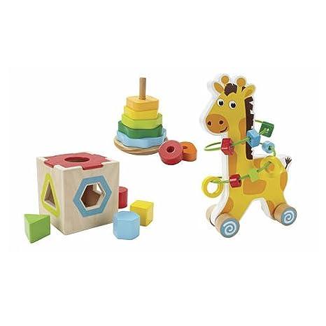 5star Td Imaginarium Classic Wooden Toy Trio