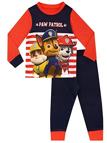 Paw Patrol Jongens Pyjama's Veelkleurig
