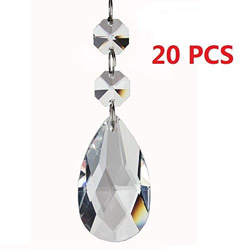 Mercurry Crystal Teardrop Chandelier Pendants product image