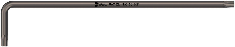 967 XL HF TORX/® Winkelschl/üssel mit Haltefunktion lang TX 9