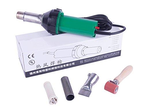 5mm Round Speed Welding Tips Nozzle Tool For Plastic Vinyl Floor Hot Air Welder