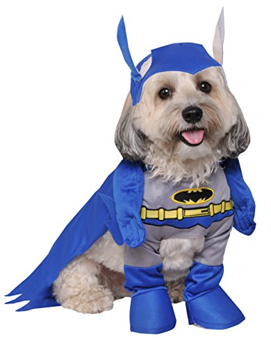 Batman The Brave and the Bold Deluxe Pet Costume, Extra Larg