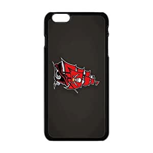 Skull red boat Phone Case Cover For SamSung Galaxy Note 4