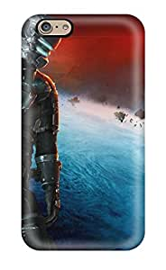 Best Premium Durable Dead Space 3 Mass Effect N7 Armor Fashion Tpu Iphone 6 Protective Case Cover