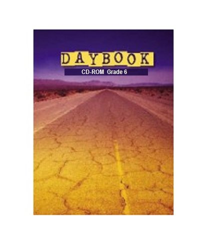 Great Source Daybooks: CD-ROM Grade 6 2007 PDF
