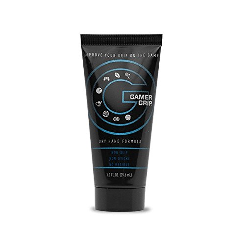 GamerGrip - Total Grip Solution - Stops Sweat on Hands for up to 4 Hours