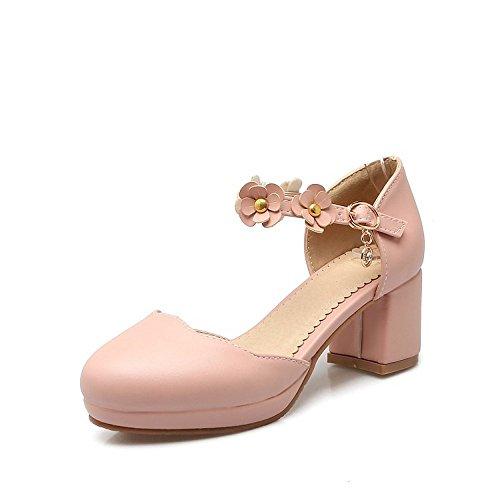 Bajos Zapatos Verano BAJIAN Zapatos Toe Alto Sandalias Sandalias heelsWomen oras Chanclas Se LI Peep Hwgq8