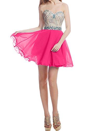 TOSKANA BRAUT - Vestido - trapecio - para mujer rosa 44