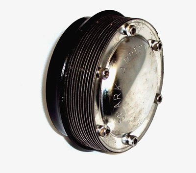 PREMIUM SPARK ARRESTOR, 3-1/2'' Weld On With 4'' Discs