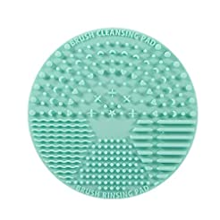Brush Cleaning Mat ,Silicone Makeup Clea...