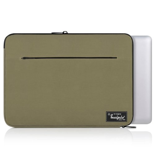 Incipio Ronin Sleeve for MacBook Pro 13-Inch, Olive (IM-355-OLV)