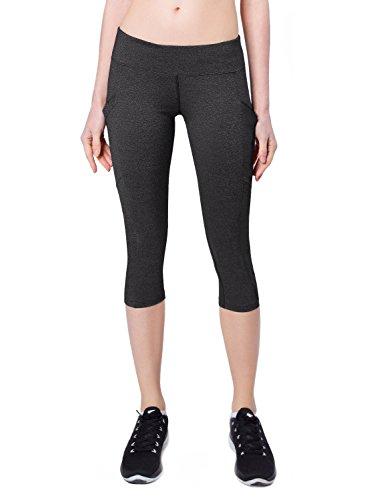 Buy knee length leggings with pockets