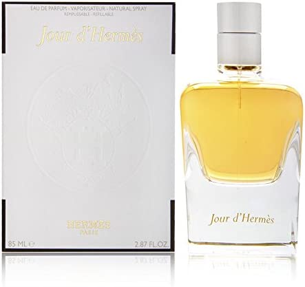 Hermes Jour D'Hermès Agua de perfume Vaporizador Refillable 85 ml