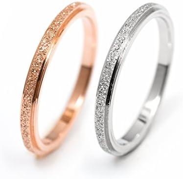 【Gion】サイズ充実関節リングやピンキーリングにも使える!サージカルステンレスリング指輪 (シルバー, 7)