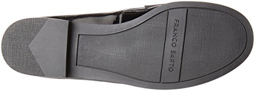 Franco Valera Sarto On Loafer Slip L Black Women's 8xxqtpr