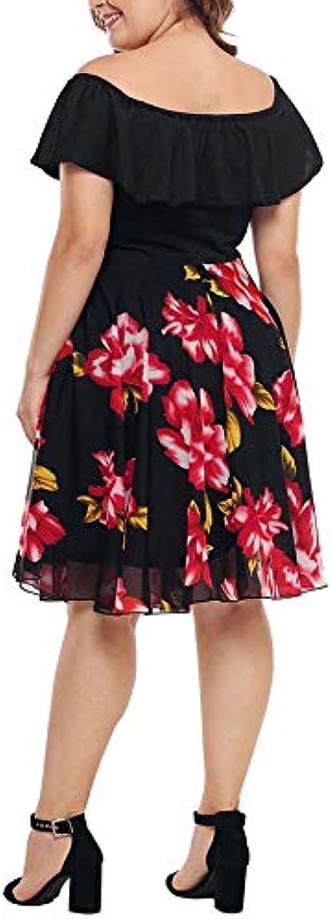 Amazon Com Vestidos Tallas Grandes Mas Tamano Cortos De Fiesta Para Gorditas Xl Elegantes Tallas Extras Xxxl Clothing