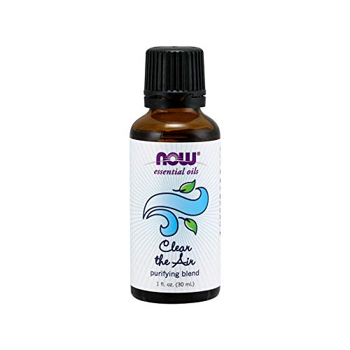Now Clear The Air Essential Oil Blend, 1-Ounce