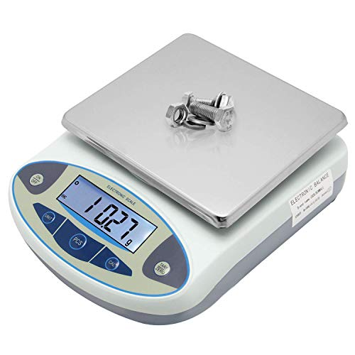 CGOLDENWALL High-precision Lab Analytical electronic scales Digital precision scales Laboratory Precision Scales Electronic scales Scales Golden scales Kitchen scales (200 g, 0.01 g)