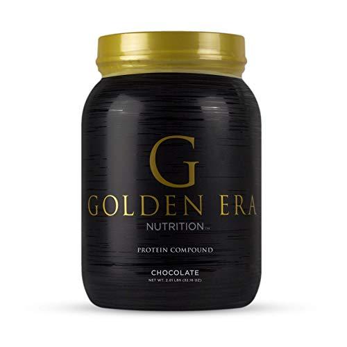 Golden Era Nutrition Whey Protein Compound Powder, Chocolate Peanut Butter Flavor, Gluten-Free, 2 Pounds