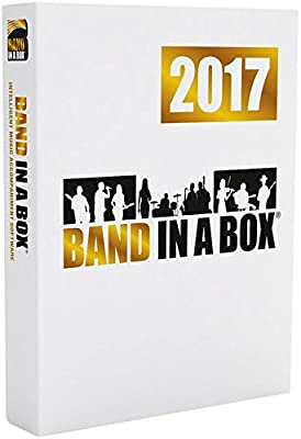 PG Music Band-in-a-Box Pro 2017 (Win DVD-ROM)
