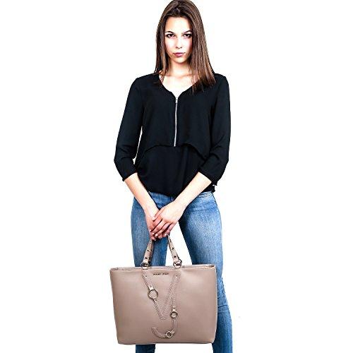 Versace Jeans E1VPBBB4_75586 Sacchetto Di Acquisto Delle Donne Borse A Mano Donna