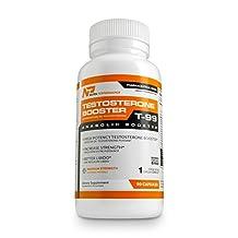 T-99 Testosterone Booster Supplement - Test Booster Pills For Men