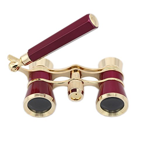 OPO Opera Theater Horse Racing Glasses Binocular Telescope W